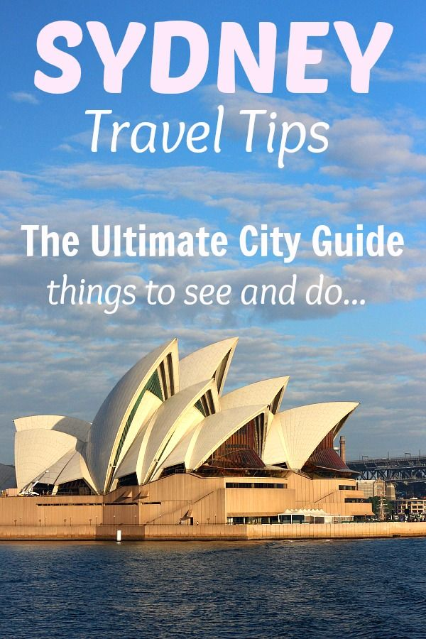 Insider Travel Tips - Things to see and do in Sydney, Australia