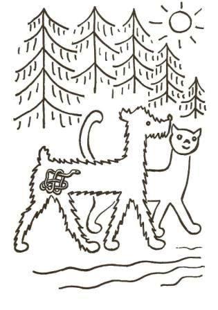 pejsek a kočička