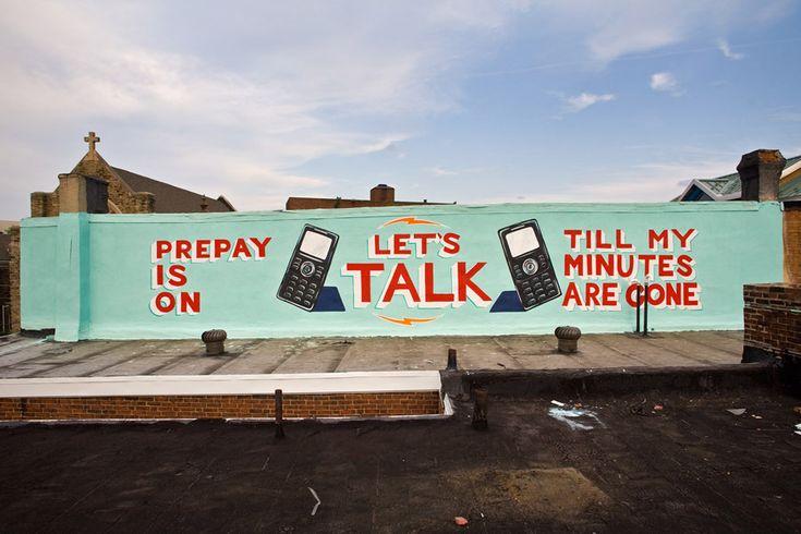 Steve Powers, Love Letter, Philadelphia - unurth | street art
