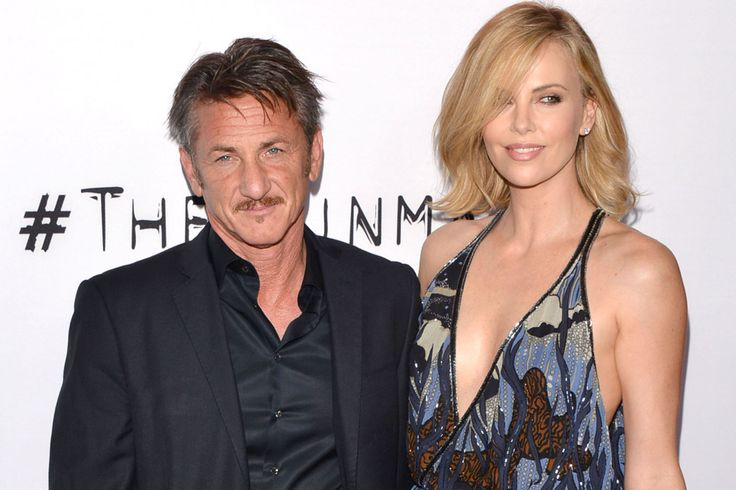 """If you thought Charlize Theron was just the latest A-list notch on Sean Penn's bedpost, think again. """"Charlize is not my girlfriend,"""" Penn, 54, corrected a French reporter who asked…"""