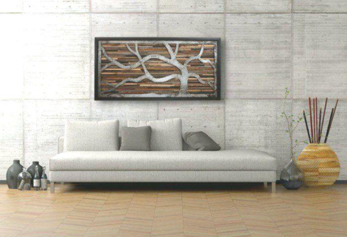 19 Holz ideen wandgestaltung wohnzimmer