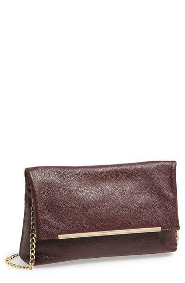 Halogen® Foldover Crossbody Bag available at #Nordstrom