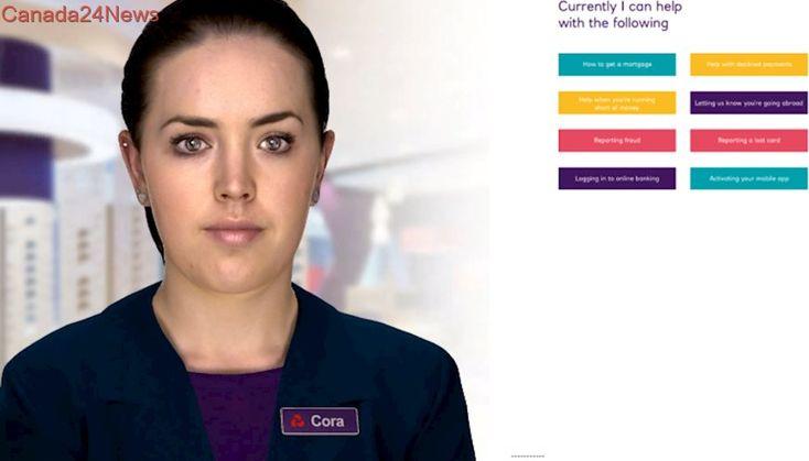 British bank unveils 'digital human' bank teller