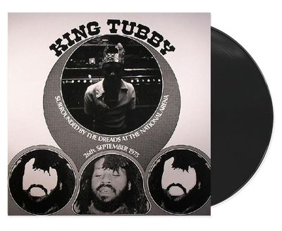 King Tubby Surround By The Dreads At The Nationa - Various Artists (LP)