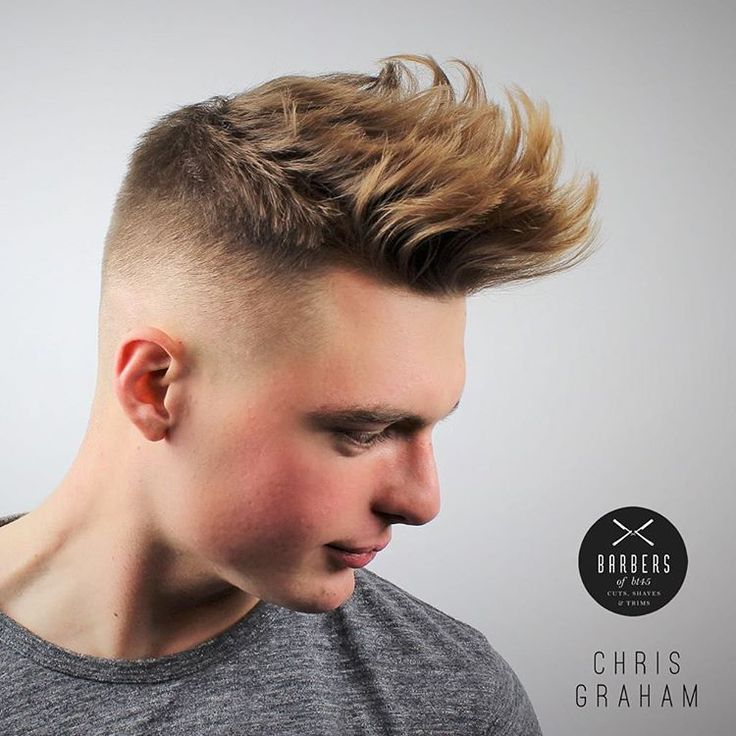17 Best Images About 31 Cool Hairstyles For Boys On: 17 Best Images About Fade Hairstyles On Pinterest