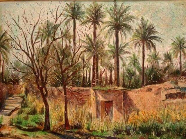 By Alkhalidi Ibtihal من اعمالي ابتهال الخالدي ريف