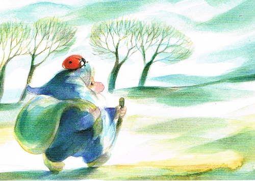 Marie-Laure Viriot - Winterreise