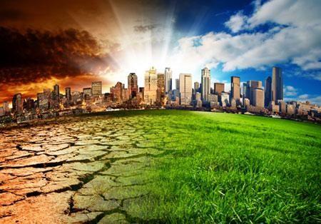 F.G. Saraiva: Mudanças climáticas