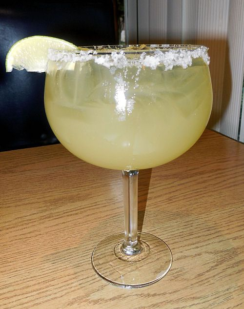 Classic Tequila Margarita Recipe with Lime -  http://thegardeningcook.com/classic-tequila-margarita-recipe-with-lime/