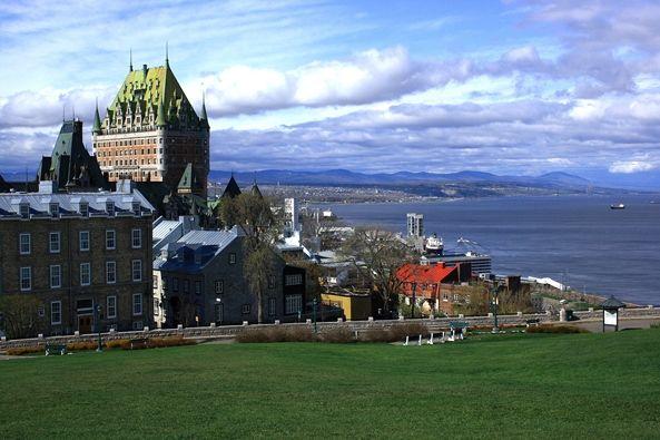 Канада, город Квебек