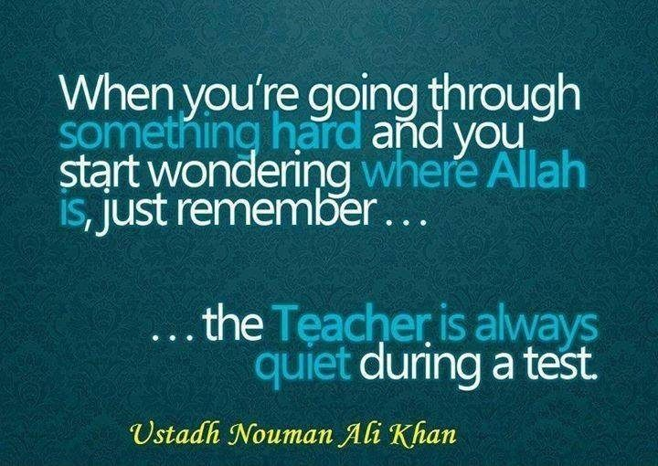 30 Islamic Inspirational Quotes For Difficult Times | Quotes ...