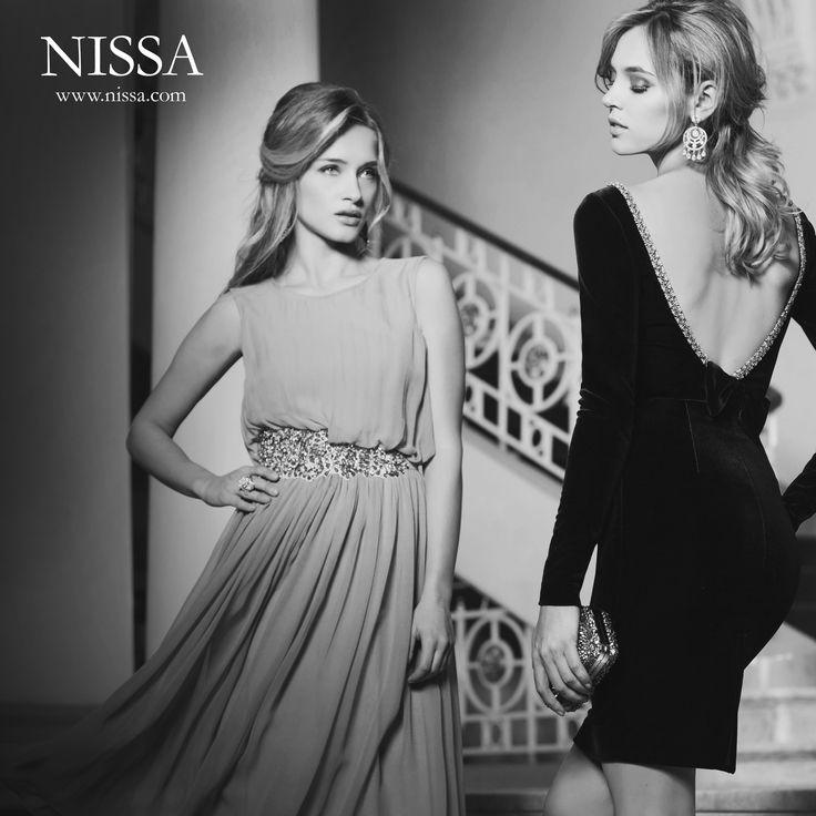 www.nissa.com #nissa #dress #eveningdress #diva #style #fashion #fashionista #chic #beautiful #elegant