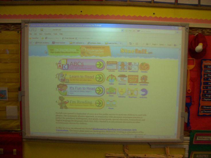 Kindergarten technology project ideas