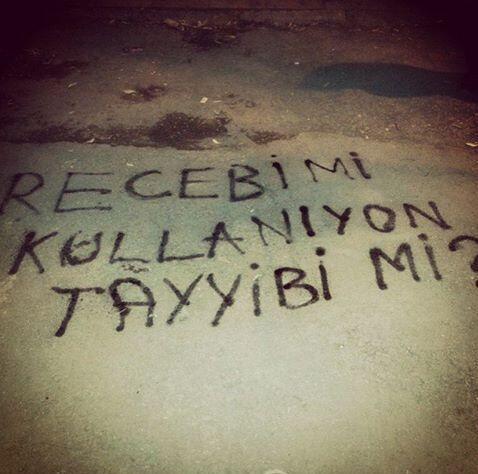 Recep or Tayyip? Gezi Protests #occupygezi #direngeziparkı #direngezi #wearegezi #occupytaksim #occupyturkey #chapulling #turkey