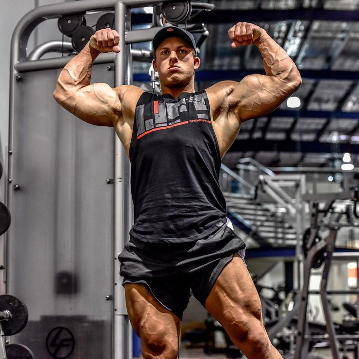 "@strongliftwear When someone tells you that ""you can't"", they really mean ""I can't"". Stay focused on the end game and work twice as hard to prove them wrong❗️Adam Rochester featured in the S Boulder Sleeveless & Elite Mid Shorts from strongliftwear.com- Gym Wear for Lifters #fitness"