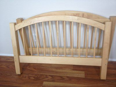 Gail ofMy Repurposed Lifehad an old twin headboard and footboard (similar to the ones pictured below) that had been sitting in her storage shed for a few years. When she was able to get a bunch ...