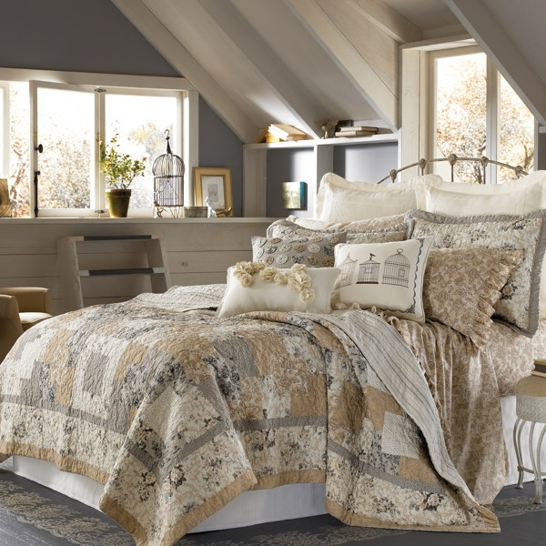 Pirouette Quilt, 100% Cotton - Bed Bath & Beyond
