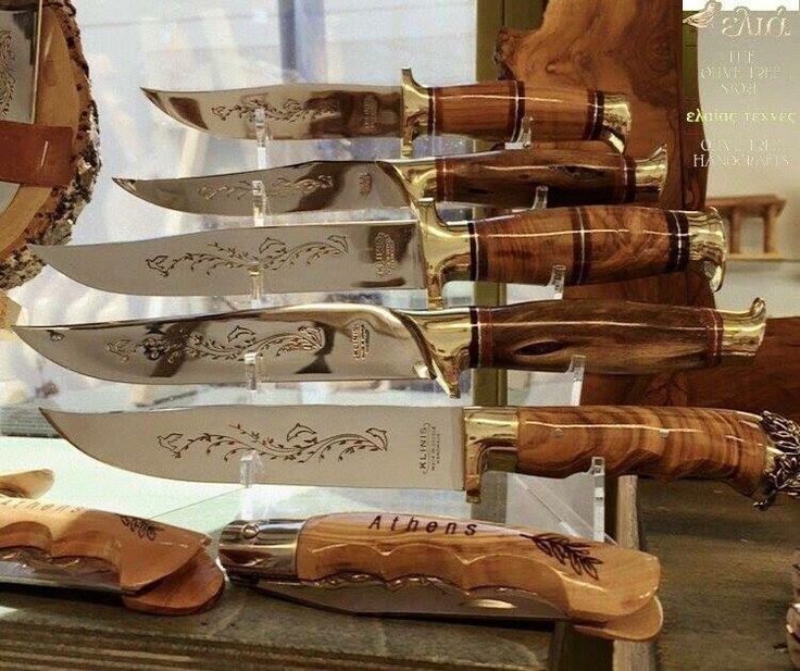 Cretan knifes