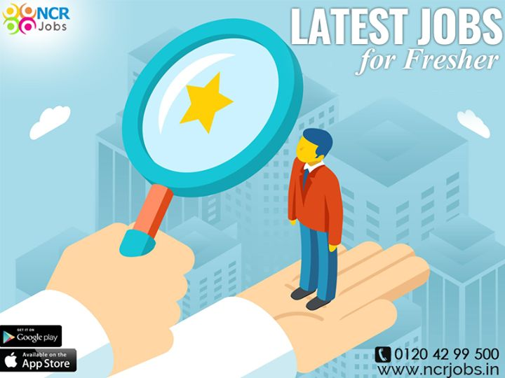 There are various job portals that are providing all the updated information regarding to the #Latest Jobs For Fresher. They are offering the opportunity to work with one of the best and leading organization to fulfill their dreams. See more @ http://bit.ly/2tEBusa Download App @ http://bit.ly/2nxOUn3 #NCRJobs #JobSite #JobPortal