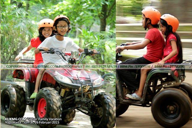 blog.klikmg.com - Rias Pengantin - Fotografi & Promosi Online : Bermain ATV di Gembiraloka Zoo - 26 Feb 2015 Lalu ...
