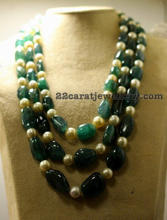 Beads Sets from Jaipur Jewellers - Jewellery Designs