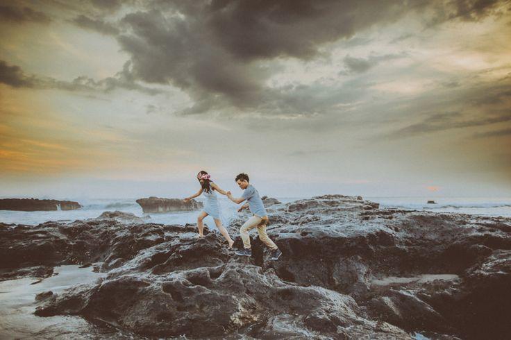 Canggu Beach by Apel Photography for Bali Prewedding Photoshoot