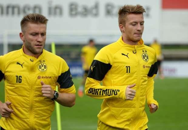 Jakub Blaszczykowski & Marco Reus  ( bei BVB Borusia Dortmund )