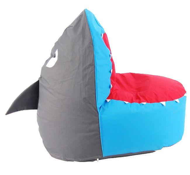 Mini Beanz - Finn the Shark Bean Bag, $64.95 (http://www.minibeanz.com.au/finn-the-shark-bean-bag/)