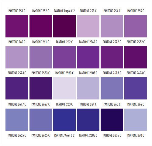 pin by alison jauss on hair colors pantone color chart