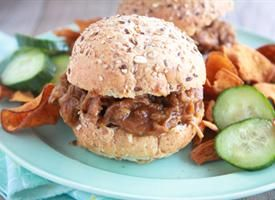Slow Cooker Pumpkin Maple Pulled Pork Recipe