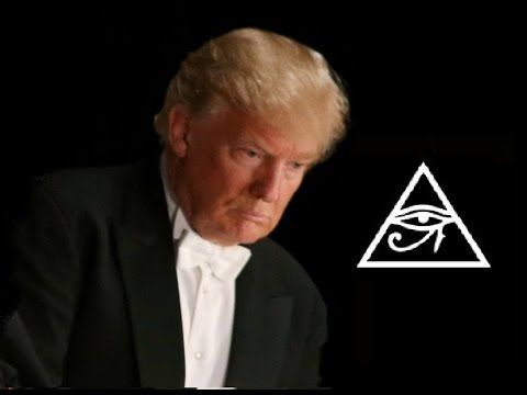 Is Donald Trump Illuminati? (R$E) Watch this and KNOW the REAL TRUTH about the US Election 2016! Controlled Opposition. Jesuit Illuminati Agenda Exposed!  At 20 seconds on video Trump clearly makes a Freemason hand symbol because he is one. He is in a room full of high ranking NWO Freemasons World Rulers and their Puppets including Ken Copland who chimes in.