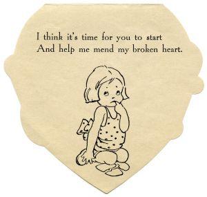 beatles valentine card tumblr