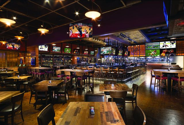 Game Time: The Best Sports Bars in Las Vegas