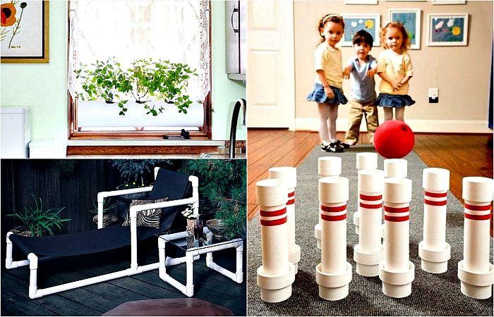 Использовать водопроводные трубы можно самыми разными способами. В сегодняшнем…