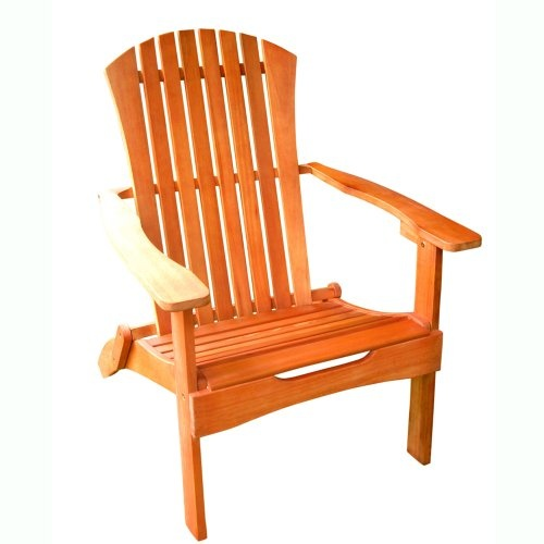 Folding Adirondack Chair Kit WoodWorking Projects amp Plans