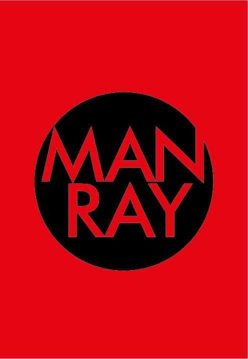 Sticker exposición Man Ray (2010)