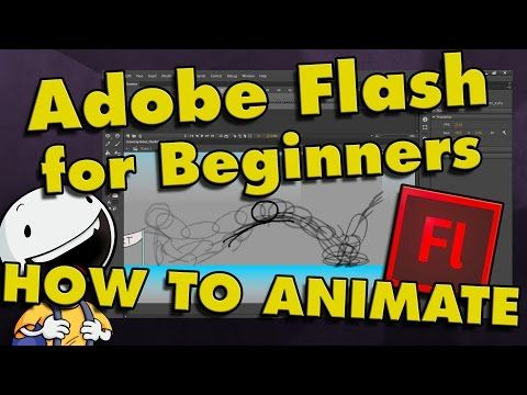 How To Animate in Flash CS6 & CC | Tutorial for Beginners - YouTube