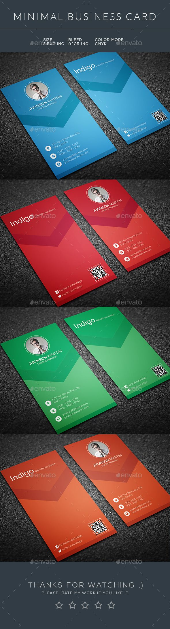 The 25 best vertical business cards ideas on pinterest business vertical business card magicingreecefo Gallery