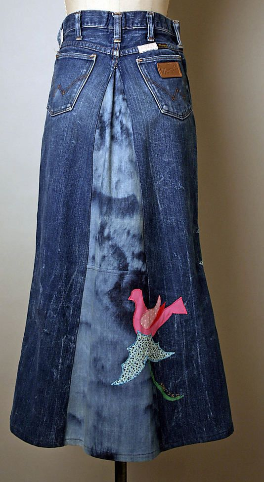 Skirt, From Jeans