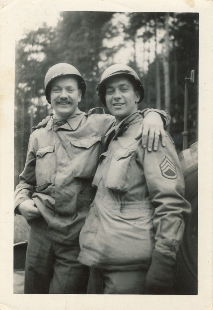Two brothers randomly meet during World War II. Neither knew if the other was still alive.