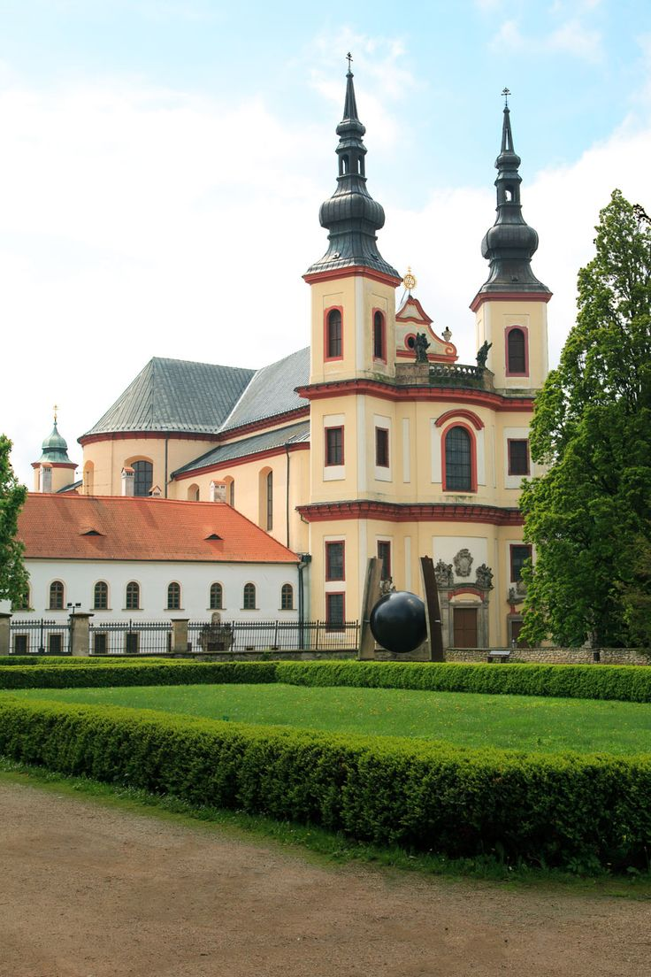 Traditional Christian church in Litomysl - Czech Republic.  http://publicdomainpictures.net  FREE PUBLIC DOMAIN PHOTO'S TO USE AS YOU LIKE.