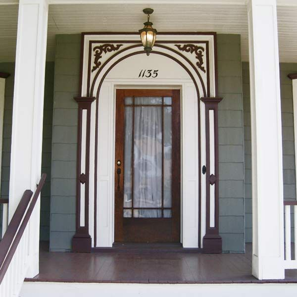 96 best front door design images on pinterest front for Door design with highlighter