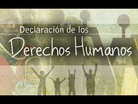 "Serie ""Derechos Humanos Hoy"""