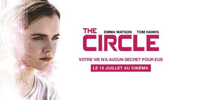 The Circle, film de James Ponsoldt avec Tom Hanks. Mae (Emma Watson) participe à une expérience qui bouscule les limites de la vie privée.