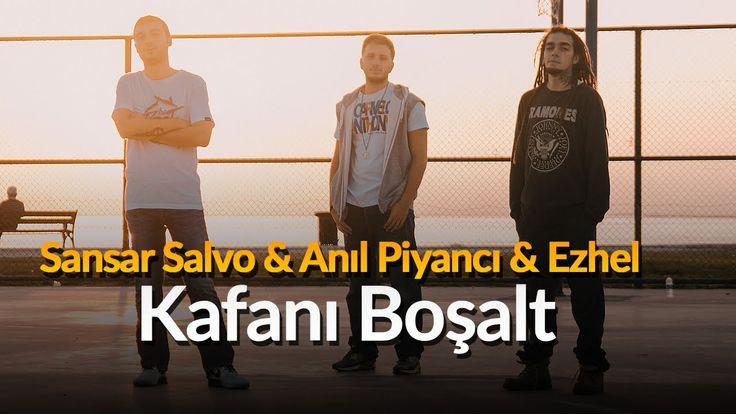 Sansar Salvo & Ezhel & Anıl Piyancı - Kafanı Boşalt (Street Cypher) http://newvideohiphoprap.blogspot.ca/2014/10/sansar-salvo-ezhel-anl-piyanc-kafan.html
