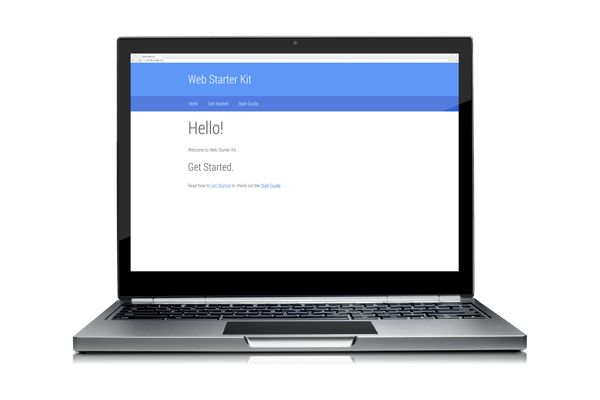 Google Web Starter Kit: Boilerplate and Tooling for Multi-Device Development