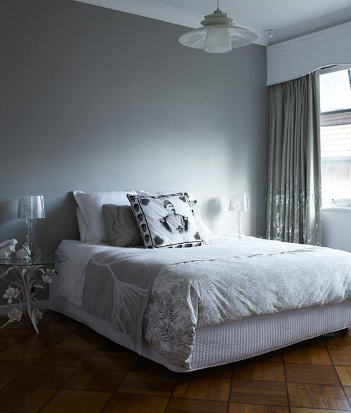 "7 Best Katie S Bedroom Images On Pinterest: Sneak Peek: Best Of Gray. ""The Perfect Gray Tonal Bedroom"