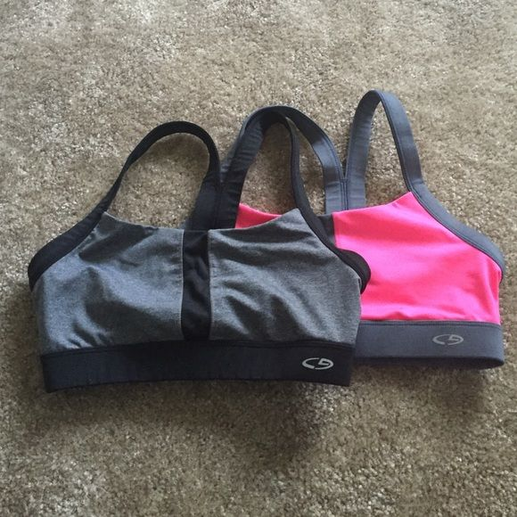 2 Champion Sports Bras Both bras come in this bundle, take advantage of the great deal! Champion Intimates & Sleepwear Bras