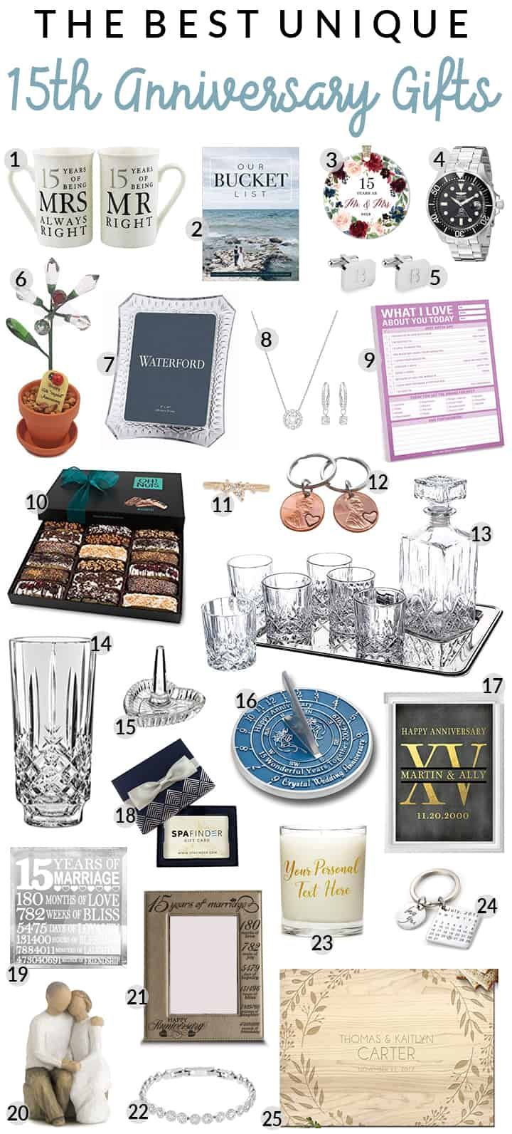 8+ Wonderful 8th Anniversary Gift Ideas (These Are Perfect