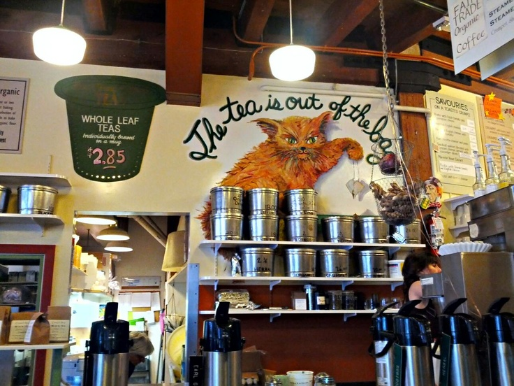 Best Coffee Shop Muffins Seattle